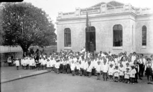 Grupo Escolar Silveira da Motta - sem data.