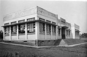 Grupo Escolar de Sertanópolis - sem data.