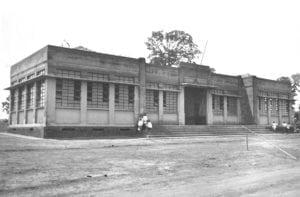 Grupo Escolar de Ibiporã - sem data.