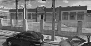 Escola Estadual Professor Amálio Pinheiro em 2011.