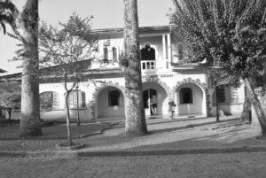 Escola Municipal Miguel Schleder em 2009.
