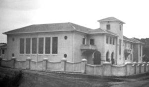 Ginásio Estadual de Jaguariaíva - sem data.