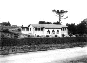 Escola Municipal do Guabirotuba em 1943.