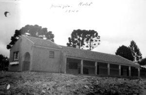 Grupo Escolar Rural de Dorizon, em 1940.