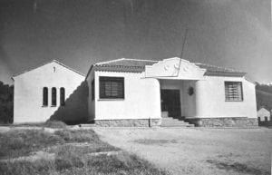 Grupo Escolar Rural de Cerro Azul - sem data.