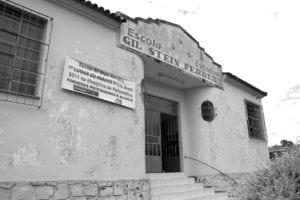 Escola Estadual Gil Stein Ferreira - sem data.
