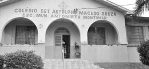 Colégio Estadual Astolpho Macedo de Souza - sem data.