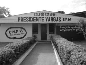 Colégio Estadual Presidente Vargas - sem data.