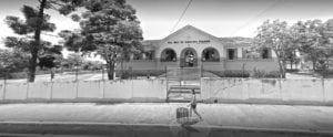 Escola Municipal Dr. Marcelino Nogueira, em 2017.