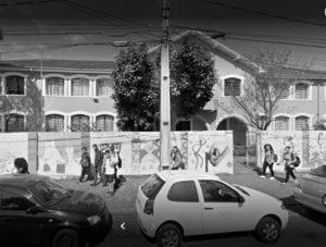 Colégio Estadual José de Anchieta em 2017.