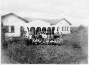Escola de Trabalhadores Rurais de Santa Mariana - sem data.