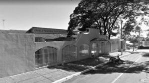 Escola Municipal Santo Carraro, em 2012.