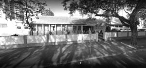 Colégio Estadual Vital Brasil, em 2017.