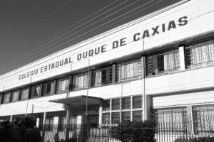 Colégio Estadual Duque de Caxias - sem data.