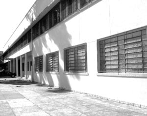 Colégio Estadual Paula Gomes em 2008.