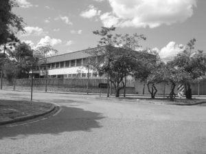 Colégio Estadual Hildebrando de Araújo em 2008.