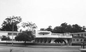 Grupo Escolar Tiradentes em 1978.