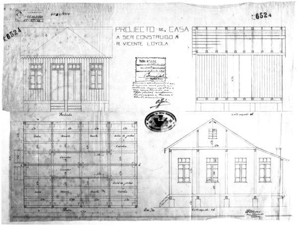 1 - Projeto Arquitetônico