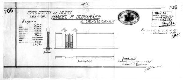 1 - Projeto Arquitetônico.