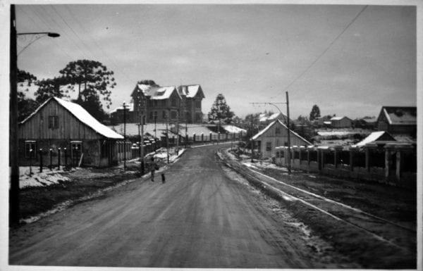 1 – Fotografia da Vila Olga na década de 1940.