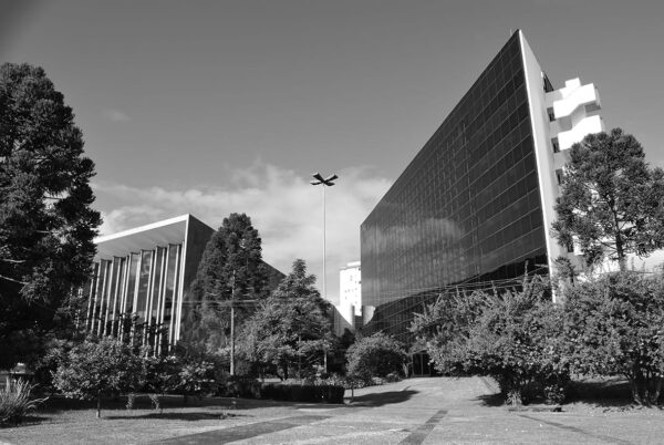 Plenário e Anexo da Assembleia Legislativa, Centro Cívico de Curitiba - 2010