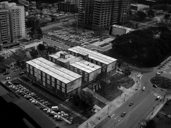 Prefeitura Municipal de Curitiba, Centro Cívico de Curitiba