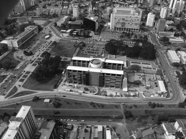 Centro Cívico de Curitiba - década de 2000
