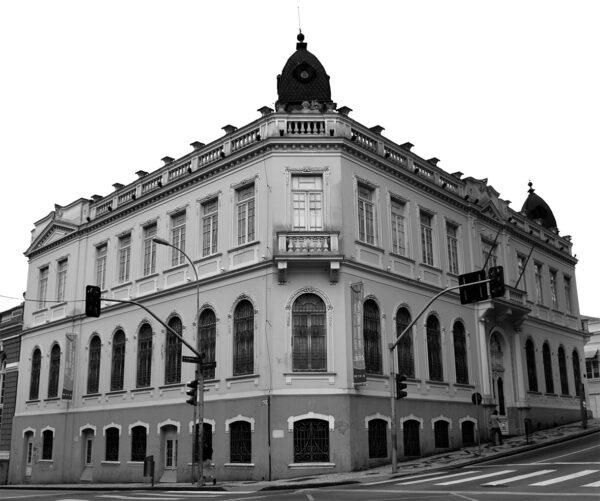Casa Andrade Muricy, em Curitiba - 2008.