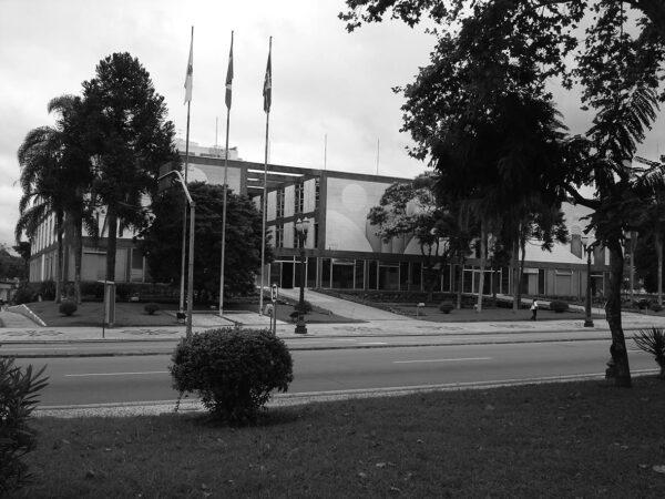 Palácio 29 de Março, em Curitiba - 2009.