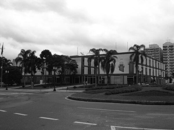Palácio 29 de Março, em Curitiba – 2009.