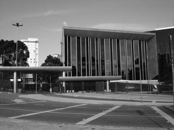 Plenário da Assembleia Legislativa do Paraná, em Curitiba - 2009.