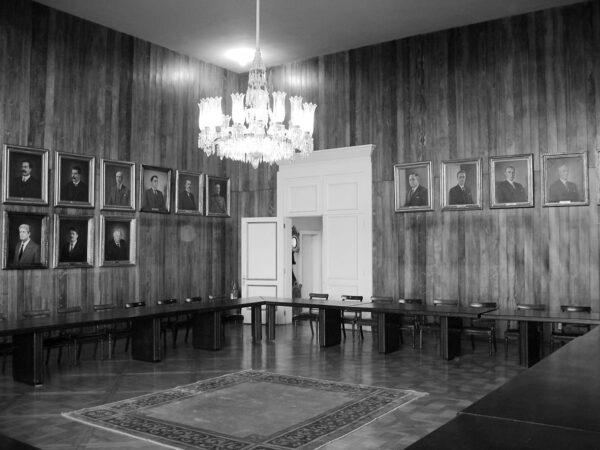 Salão dos Governadores - sem data.