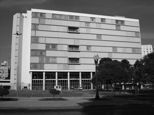 Palácio da Justiça, em Curitiba - 2007