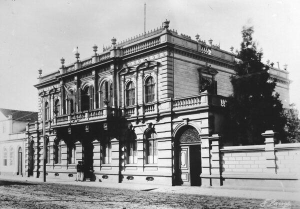 Palácio do Governo - década de 1930