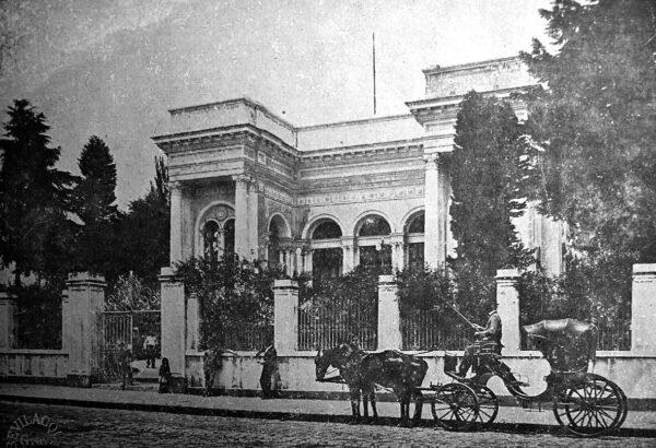 Palácio do Congresso, em Curitiba - sem data.