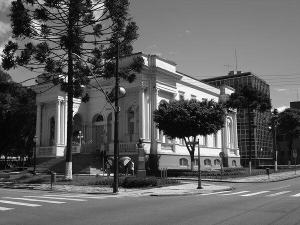 Palácio Rio Branco, em Curitiba – 2007.