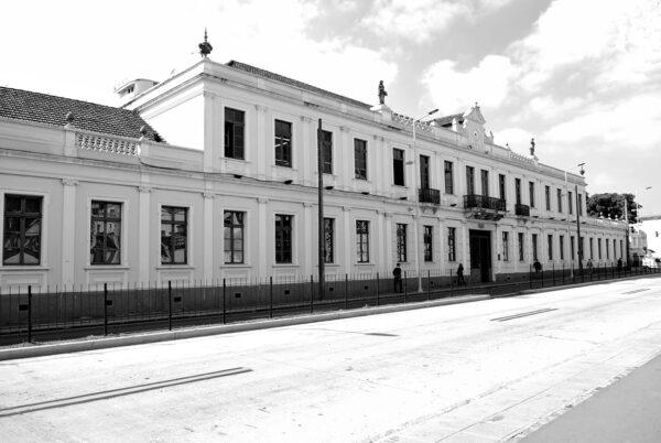 Ministério Público do Estado do Paraná, em Curitiba - 2009.