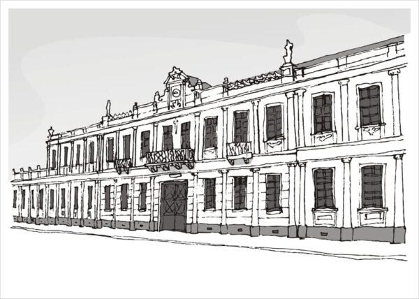 Ministério Público do Paraná, em Curitiba.