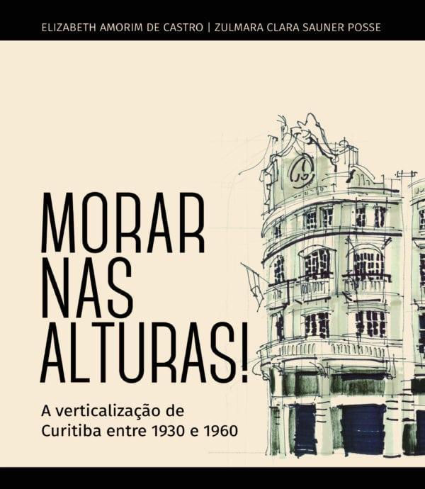 Livro Morar nas Alturas - Capa frente - Memória Urbana