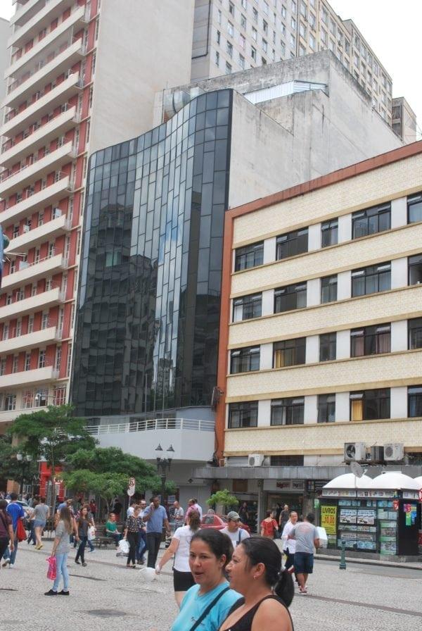 Edifício Eloisa em 2017.