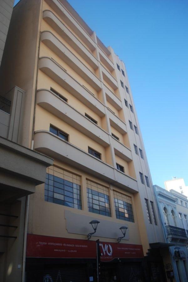 Edifício São Francisco em 2017.