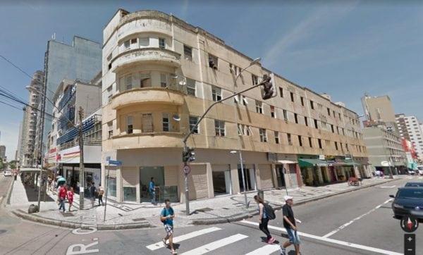 Edifício Pires em 2017.