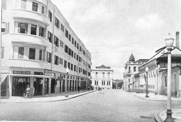 Edifício Pires em 1942.