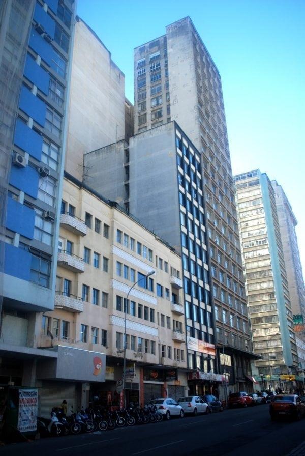 Edifício Mary em 2017.