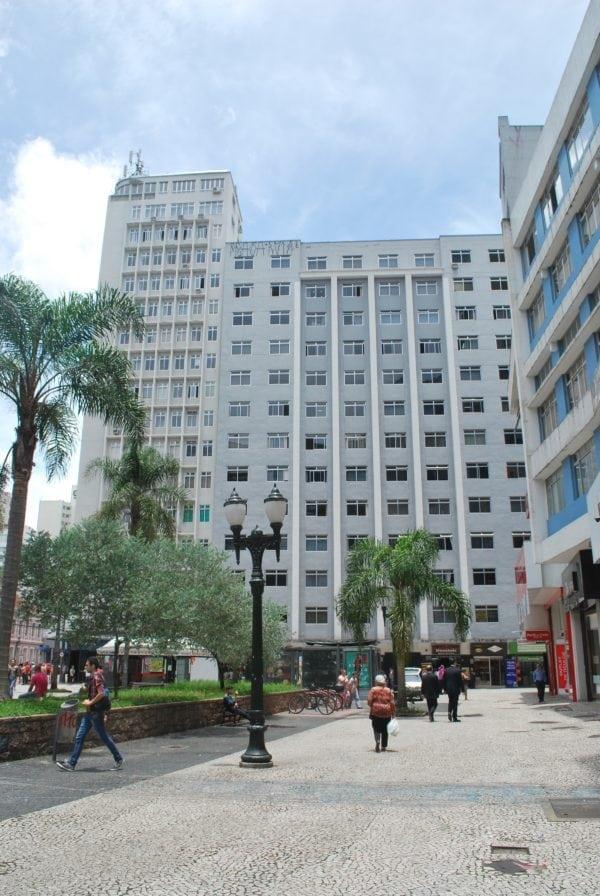 Edifício João Alfredo em 2017.