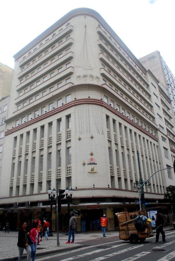 Nova sede Clube Curitibano