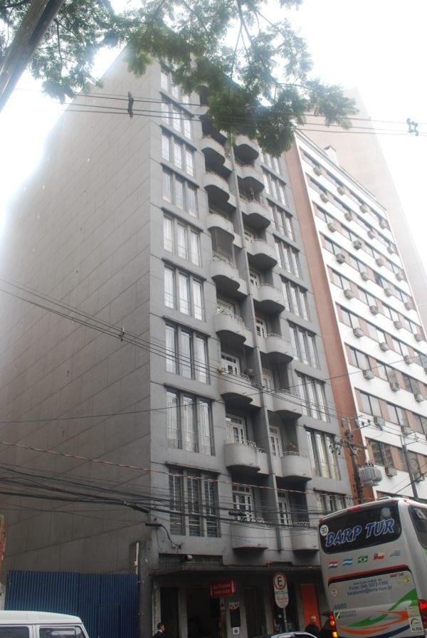 Edifício Copacabana em 2017.