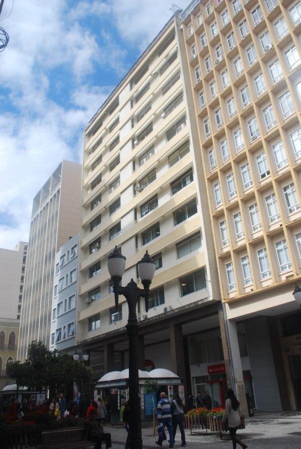 Edifício Minas Gerais em 2017.