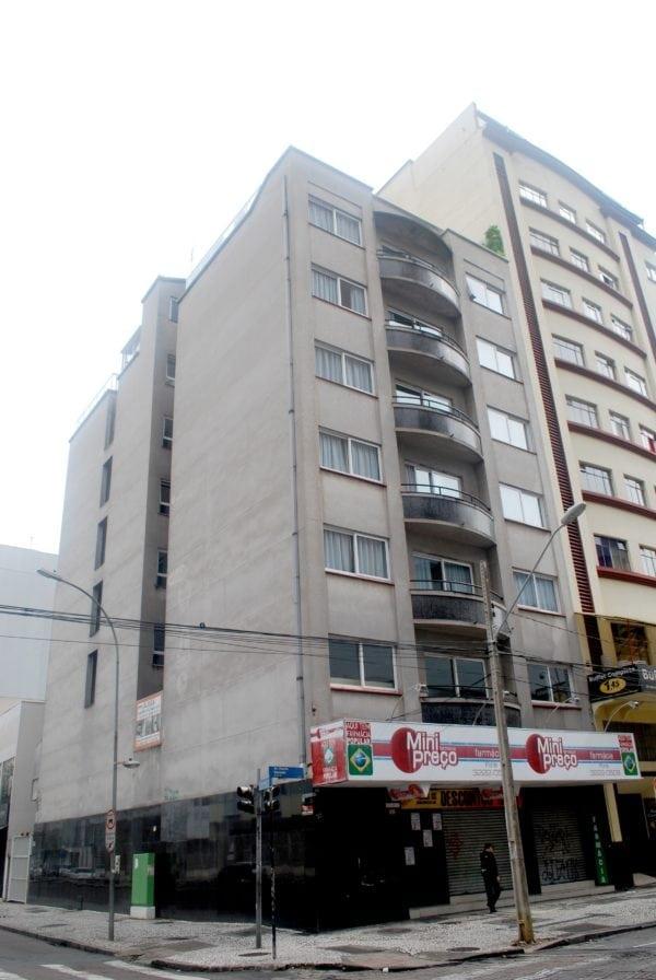 Edifício Renar em 2017.