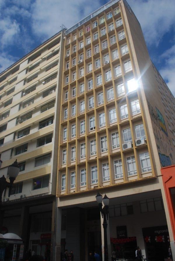 Edifício José Loureiro em 2017.